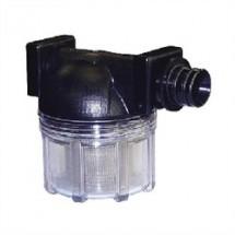 filtre 50µ inox à raccord rapide