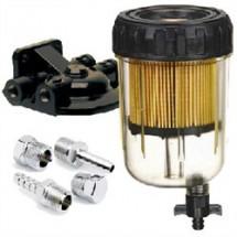 filtre séparateur eau/carburant 10 microns