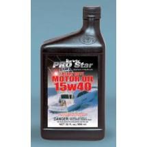 15W40 bidon de 1 litre