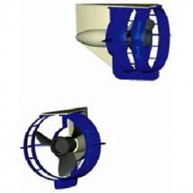 protection d'hélice bleue 45/65cv