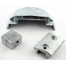 kit anodes aluminium COBRA de 86 à 93