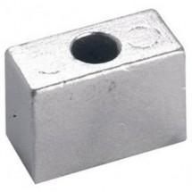 anode barreau embase pour tohatsu 60 / 70 / 90 / 120 / 140cv