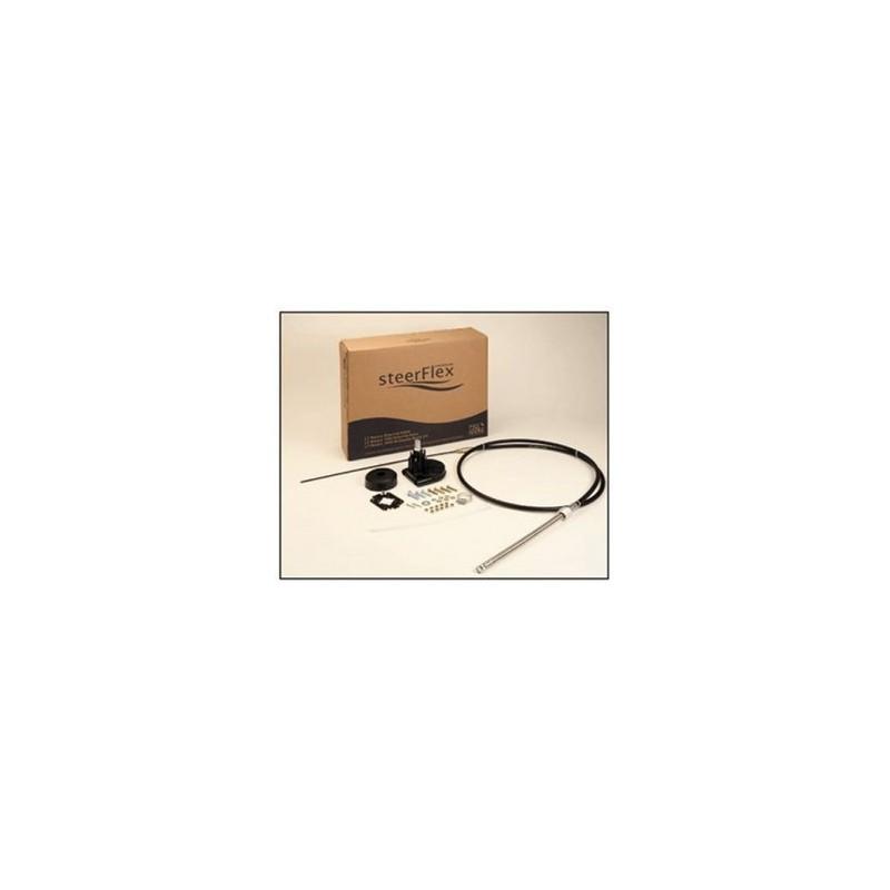 kit de direction cr maill re circulaire avec c ble pour hors bord jusqu 39 55cv offshore services. Black Bedroom Furniture Sets. Home Design Ideas