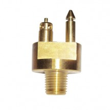 vertical tank connector for mercury mariner