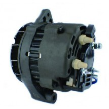 alternateur 12V / 65 ampères simple poulie pour volvo