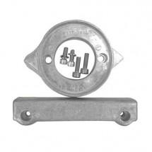 kit anodes aluminium pour embase volvo 280 SP