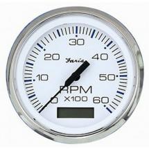 compte tours 4000 trs avec horamètre moteur diesel