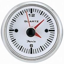 montre à quartz analogique