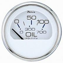 pression d'huile 10 bars européen