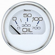 pression d'huile 100 psi américain