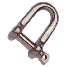 D anchor shackle AISI-316