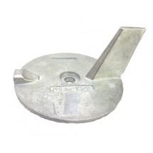 anode bloc moteur pour yamaha 20 / 25cv