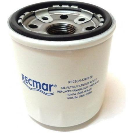 filtre à huile pour yamaha de 6 à 115cv