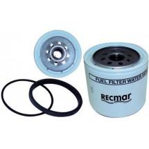 filtre à gasoil pour mercruiser d7.3/270 bravo