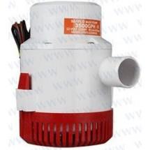 pompe de cale  24V - 3500 gph