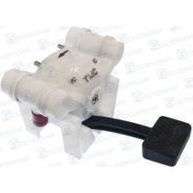 pompe de cale à pédale - 10 l / min