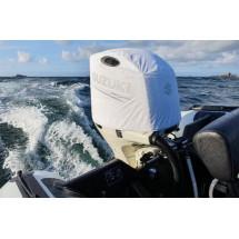 copy of housse moteur pour suzuki DF100/115/140A - blanche