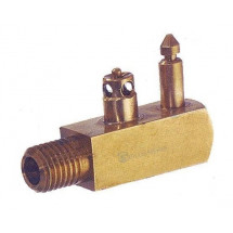 "tank connector 1/4"" npt for mercury"