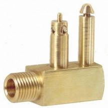 "tank connector 1/4"" npt for mercury mariner"