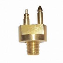 vertical tank connector for johnson evinrude