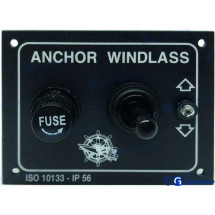 remote control for windlass 80x60mm